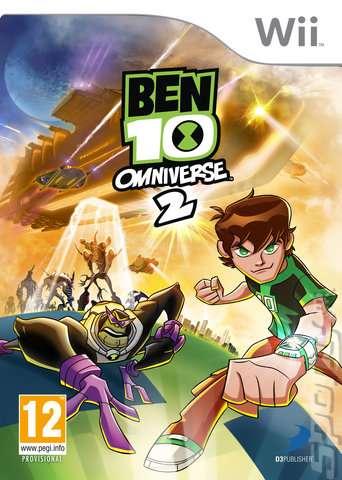 [WII] Ben 10: Omniverse 2 - FULL ITA