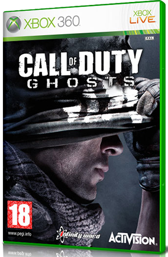 [XBOX360] Call of Duty: Ghosts - FULL ITA