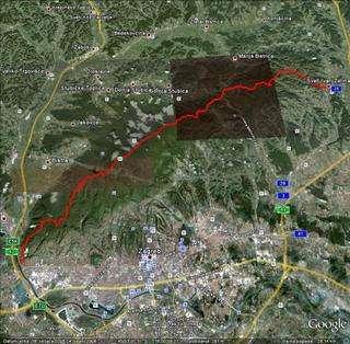 Blatersa 2009 - footprint