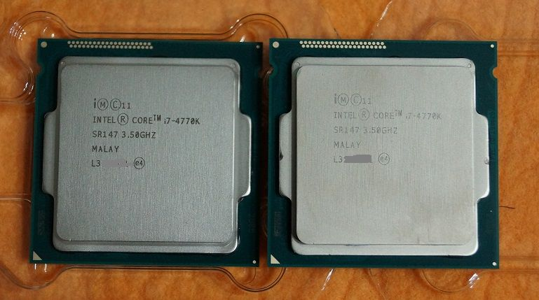 CPU: Delidded 4770K on a Naked run!!! - Page 14
