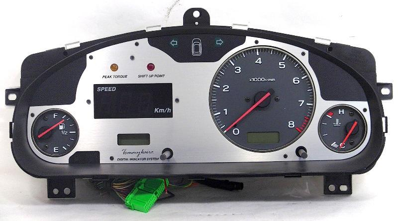 Tommy Kaira Digital gauge cluster Legacy Liberty Outback BE5 BH5