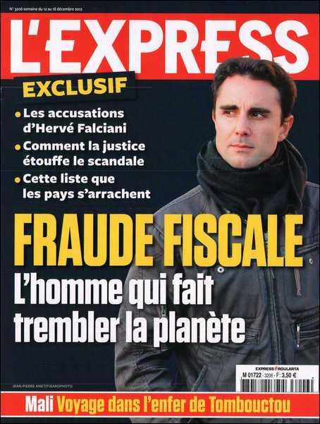 L'Express N°3206 du 12 au 18 Décembre 2012