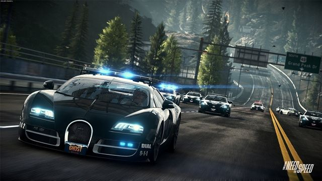[PC] โหลดเกมส์ NEED FOR SPEED : RIVALS