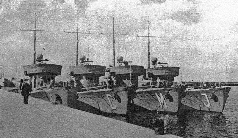 Kazimierz Potocki Wikipedia: Chapter 09: Polish Navy Commanders And Order Of Battle